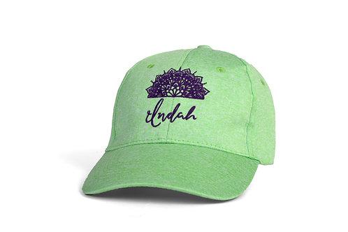 Indah Heathered Jersey Knit Cap