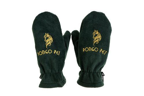 Pongo Pet Horse Polar Fleece Mittens