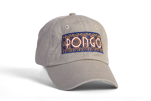 Pongo Cotton Pigment Dyed Cap