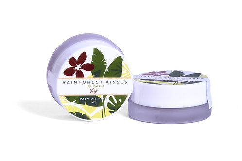 Rainforest Kisses Twig Lip Balm