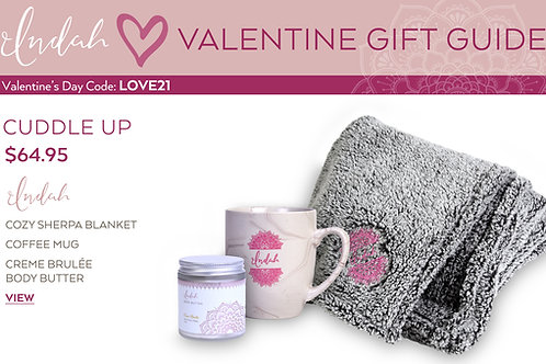 Valentine's Day Indah Cuddle Up
