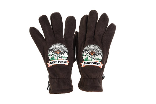 Camp Pongo Polar Fleece Gloves