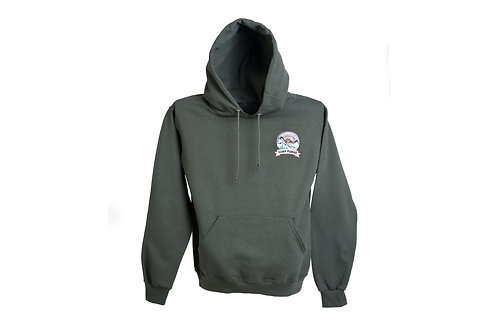 Camp Pongo Embroidered Hoodie