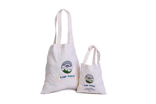 Camp Pongo Have No Fear Dry Shampoo Is Here Tote