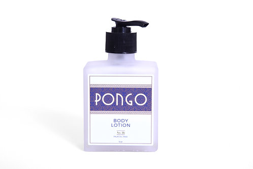 Pongo No. 3b Body Lotion