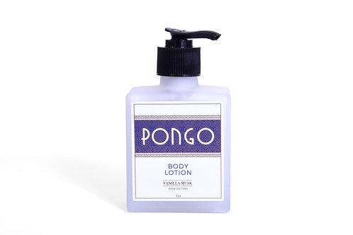 Pongo Vanilla Musk Body Lotion
