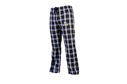 Camp Pongo Plaid Flannel Women's Pajama Pant