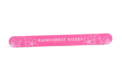 Rainforest Kisses Spa Nail File