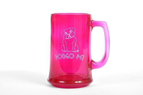 Pongo Pet Lola'sGlass Tankard Mug