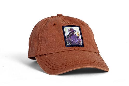 Grape Ape Cotton Pigment Dyed Cap