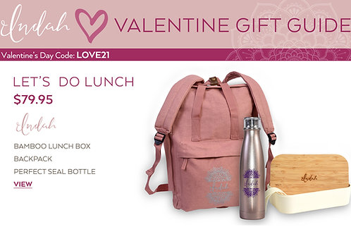Valentine's Day Indah Let's Do Lunch