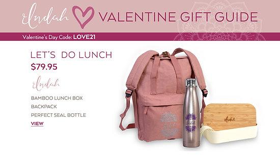 Valentine's Day Indah Let's Do Lunch
