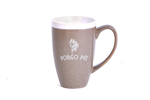 Pongo Pet Horse Ceramic Mug