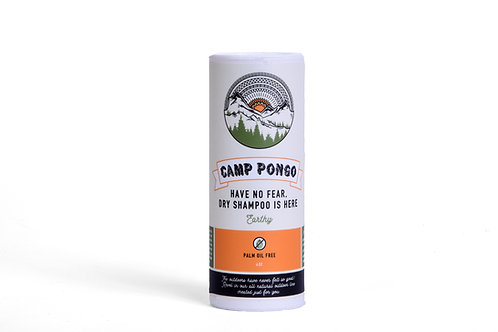 Camp Pongo Have No Fear Dry Shampoo Is Here