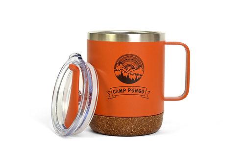 Camp Pongo Cork Bottom Mug
