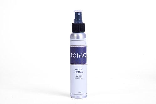 Pongo Signature Scent Body Spray