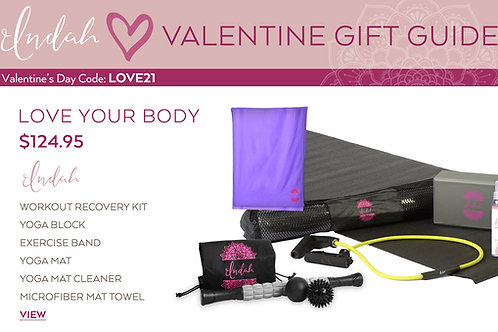 Valentine's Day Indah Love Your Body