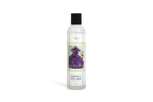 Grape Ape Shampoo and Body Wash Chamomile