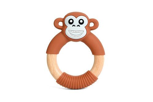 Pongo Orangutan Teething Ring