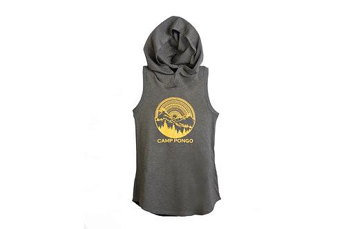 Camp Pongo Sleeveless T-shirt Hoodie