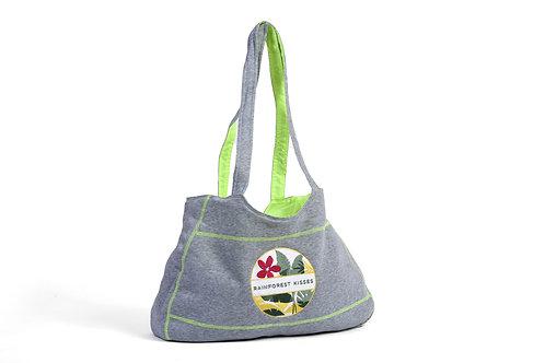 Rainforest Kisses Sweatshirt Bag