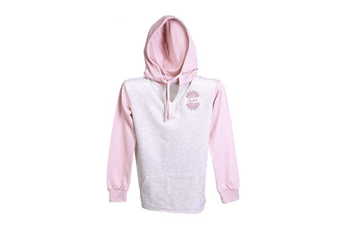 Indah French Terry Colorblock Hoodie