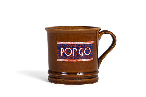 Pongo Coffee Mug