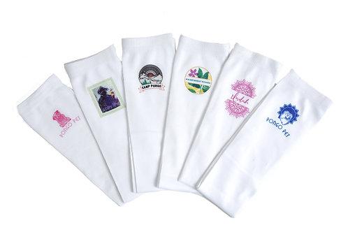 Grape Ape Junior Tube Socks