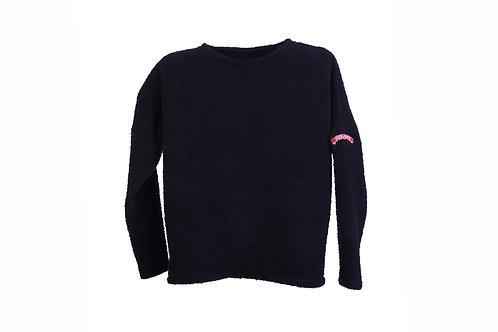 Rock of Apes Teddy Ladies Sweatshirt