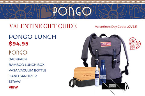 Valentine's Day Pongo Lunch
