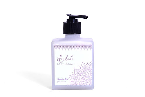 Indah Signature Scent Body Lotion
