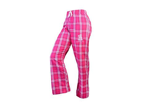 Pongo Pet Lola's Women's Plaid Pajama Pants