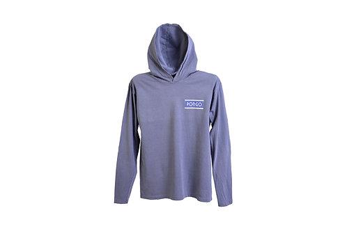 Pongo Long Sleeve Hooded T-shirt