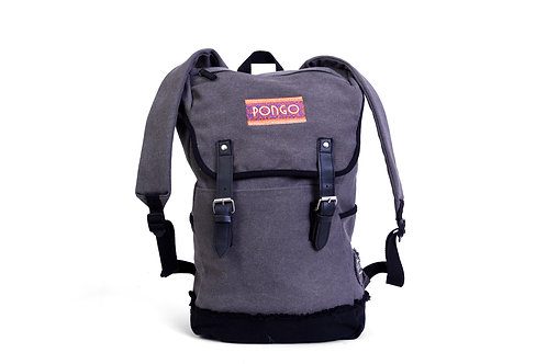 Pongo Canvas Computer Backpack