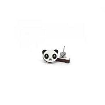 Pongo Panda Earrings