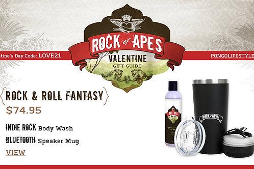 Valentine's Day Rock & Roll Fantasy