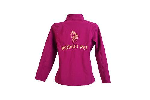 Pongo Pet Horse Women's soft Shell Jacket