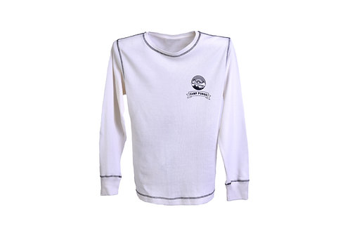 Camp Pongo Unisex Vintage Thermal Shirt