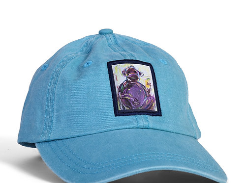 Grape Ape Cotton Pigment Dyed Cap