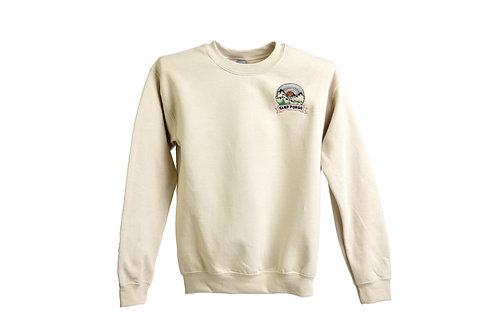 Camp Pongo Crew Neck Sweatshirt