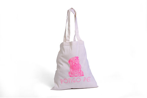 Pongo Pet Lola's Tote Bag