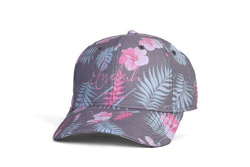 Indah Tropical Print Cap