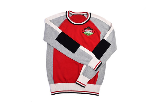 Rock of Apes Colorblock Sweater