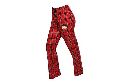 Rock of Apes Women's Plaid Pajama Pants