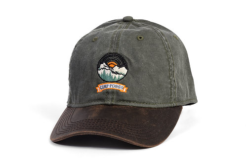 Camp Pongo Vintage Cap
