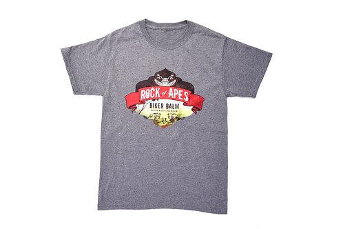 Rock of Apes Biker Balm T-shirt