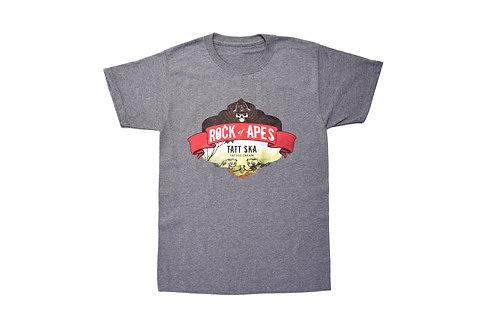 Rock of Apes Tatt Ska T-shirt
