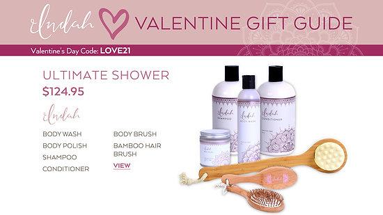 Valentine's Day Indah Ultimate Shower