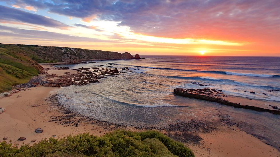 Cape Woolamai at Phillip Island