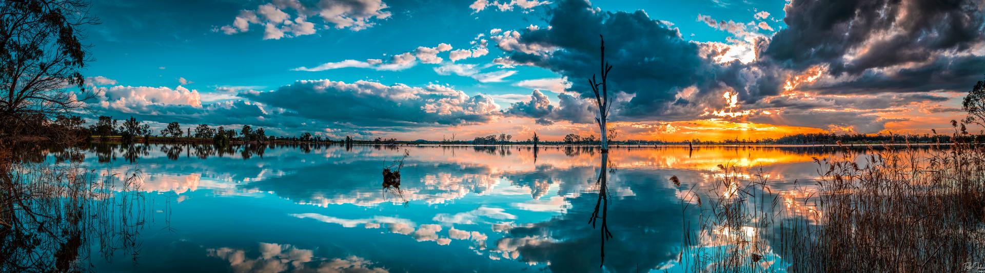 Lake Nagambie, Victoria